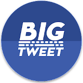 TweetBig - Text to Image