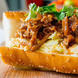 Stove-Top BBQ Pulled Pork.