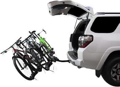 "Saris SuperClamp EX Hitch Bike Rack - 4-Bike, 2"" Receiver, Black alternate image 0"