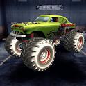 Monster Mega Jump 3D Simulator icon