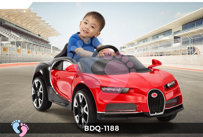 Xe hơi điện cho bé Bugatti BDQ-1188 9