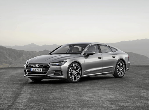 Audi A7's fancy lighting only the beginning