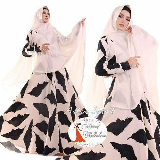 Grosir Gamis Hijab Modern