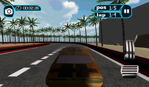 Traffic Drift Race