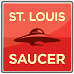 Logo for Flying Saucer St. Louis