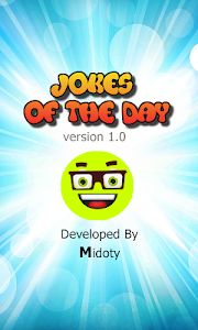 Jokes of the day Laugh Factory screenshot 1
