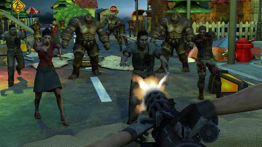 Zombie Battlefield Shooter 1.3 screenshots 9