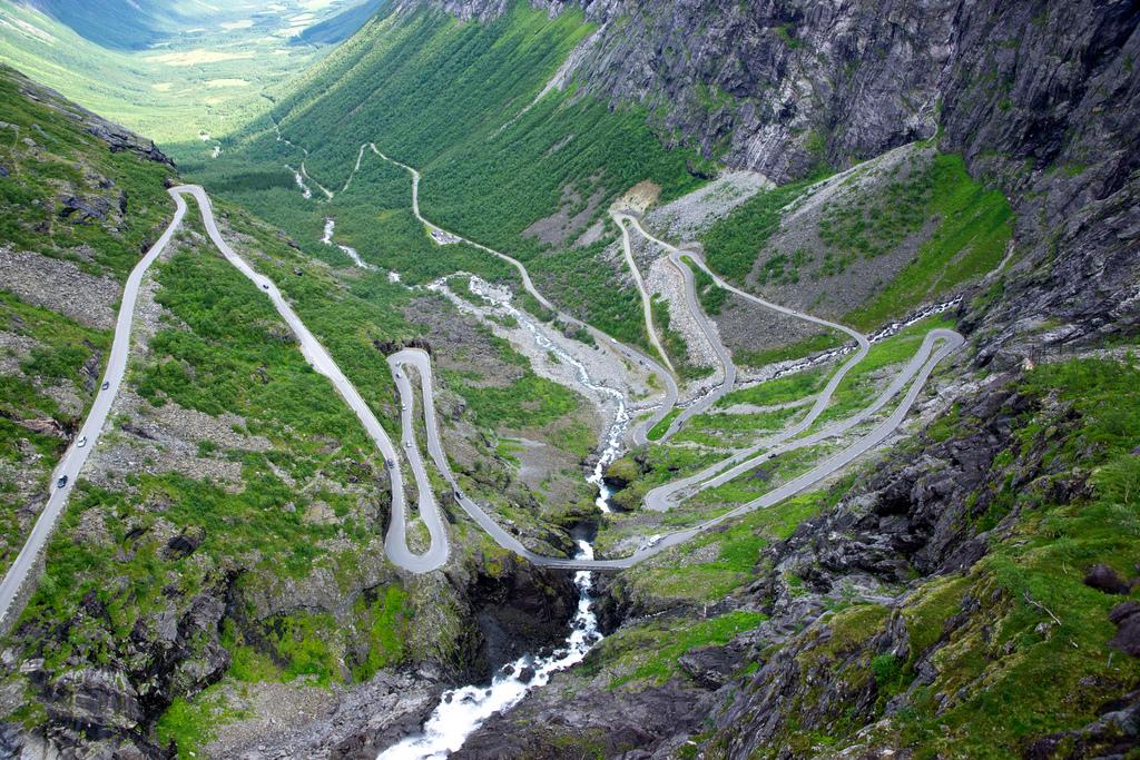 Trollstigen- Troll's way | Karen Blaha | Flickr