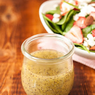Poppy Seed Salad Dressing.