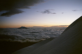 Photo: Cotopaxi, 5600 meters above the sea level