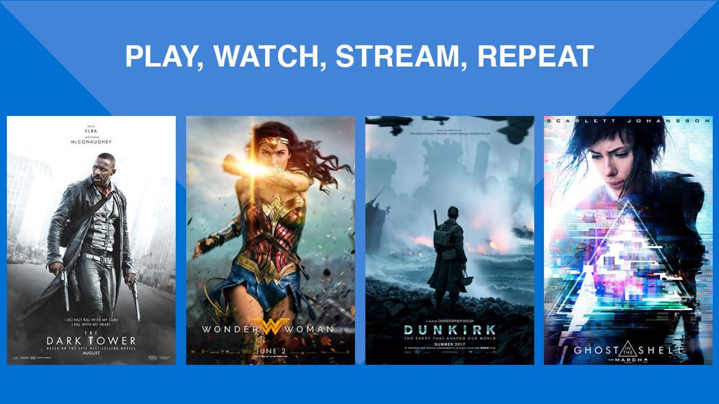 PlayerXtreme Media Player - Movies & streaming Android App Screenshot