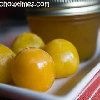 Orange Plum Jam