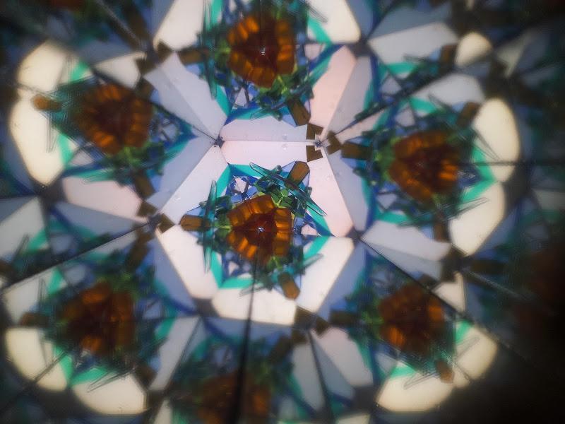 Caleidoscopio di supergigi