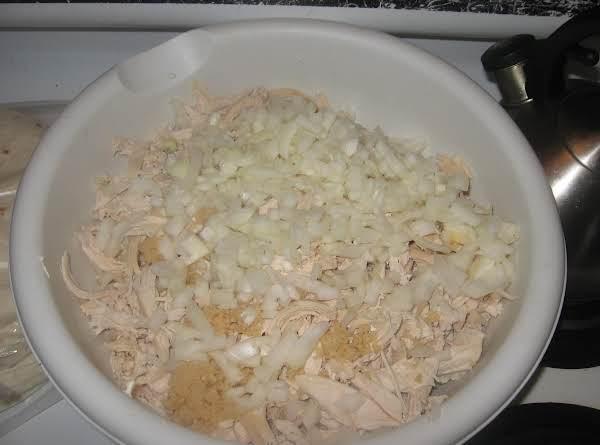 Chicken Enchalatas Recipe