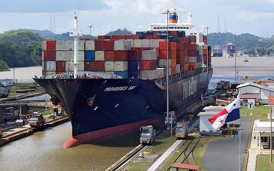 Морские перевозки из Панамы