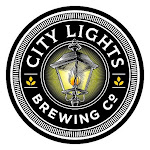Logo for City Lights Brewing
