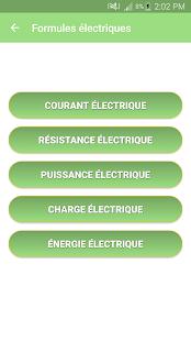 Calcul Génie Électrique Pro - náhled