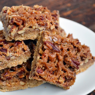 Chewy Maple Nut Bars