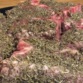 Thyme-Crusted Lamb Chops