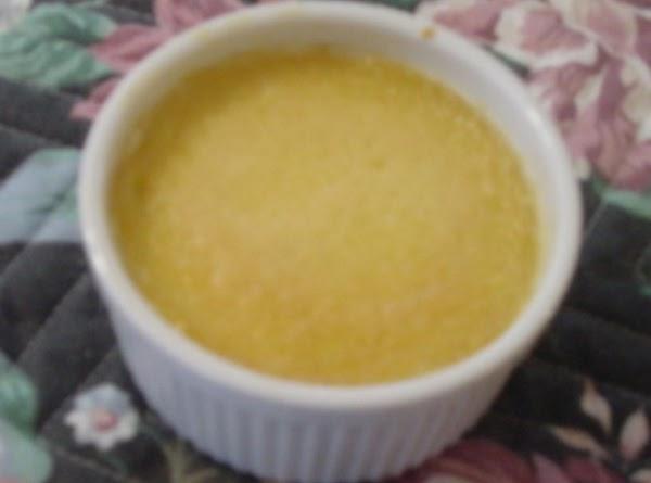White Chocolate Cream Brulee Recipe