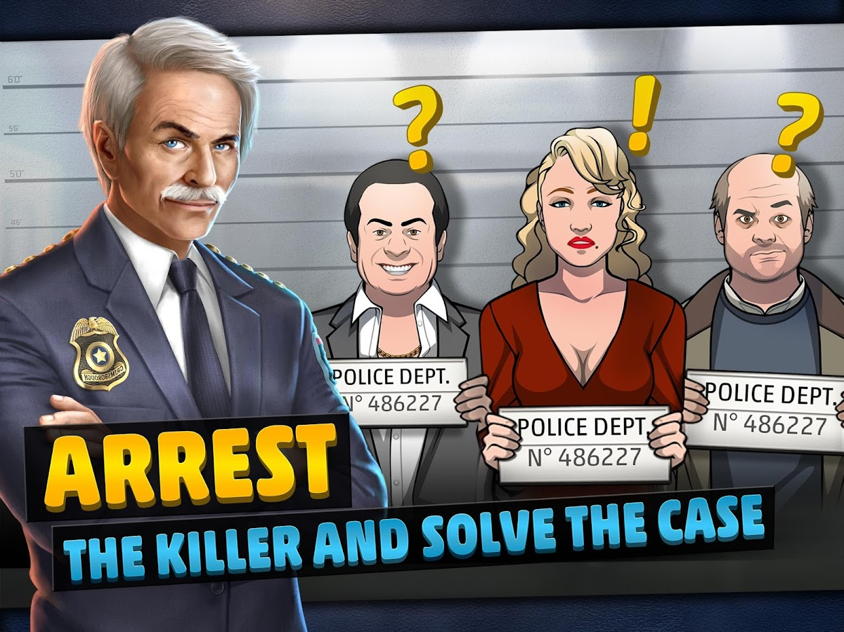 Criminal Case- screenshot
