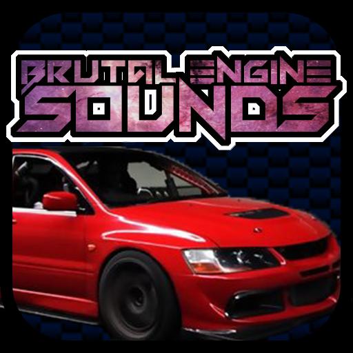 Engine sounds of Evo 8 VIII 遊戲 App LOGO-硬是要APP