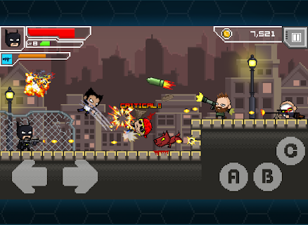 HERO-X screenshot 22