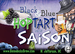 Boondocks Blueberry Hoptart Saison
