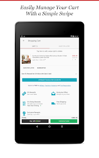 Overstock - Shopping App- screenshot thumbnail