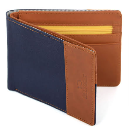 BillyBelt Wallet navy blue