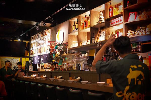 你回來了型男食堂 居酒屋.捷運行天宮站附近的小鮮肉店