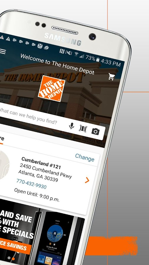 The Home Depot - Android Apps on Google Play