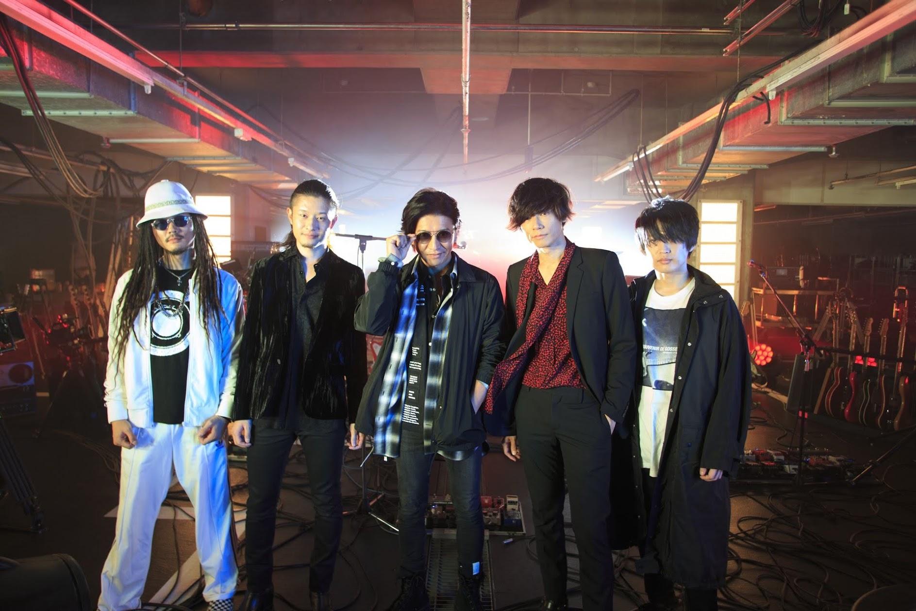 [迷迷音樂] [ALEXANDROS] 最新專輯主打曲<琶音></noscript> MV竟邀來 木村拓哉 出演超驚喜!