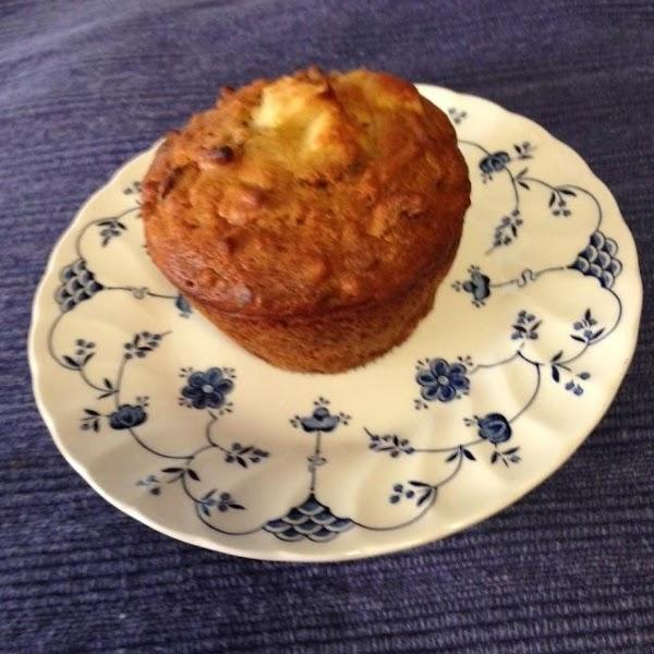 Applesauce Bran Muffins Recipe