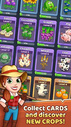 Télécharger Idle Farm Game: Idle Clicker apk mod screenshots 1