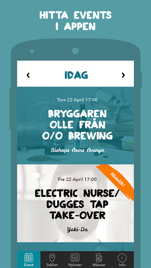 Gbg Beer Week- screenshot