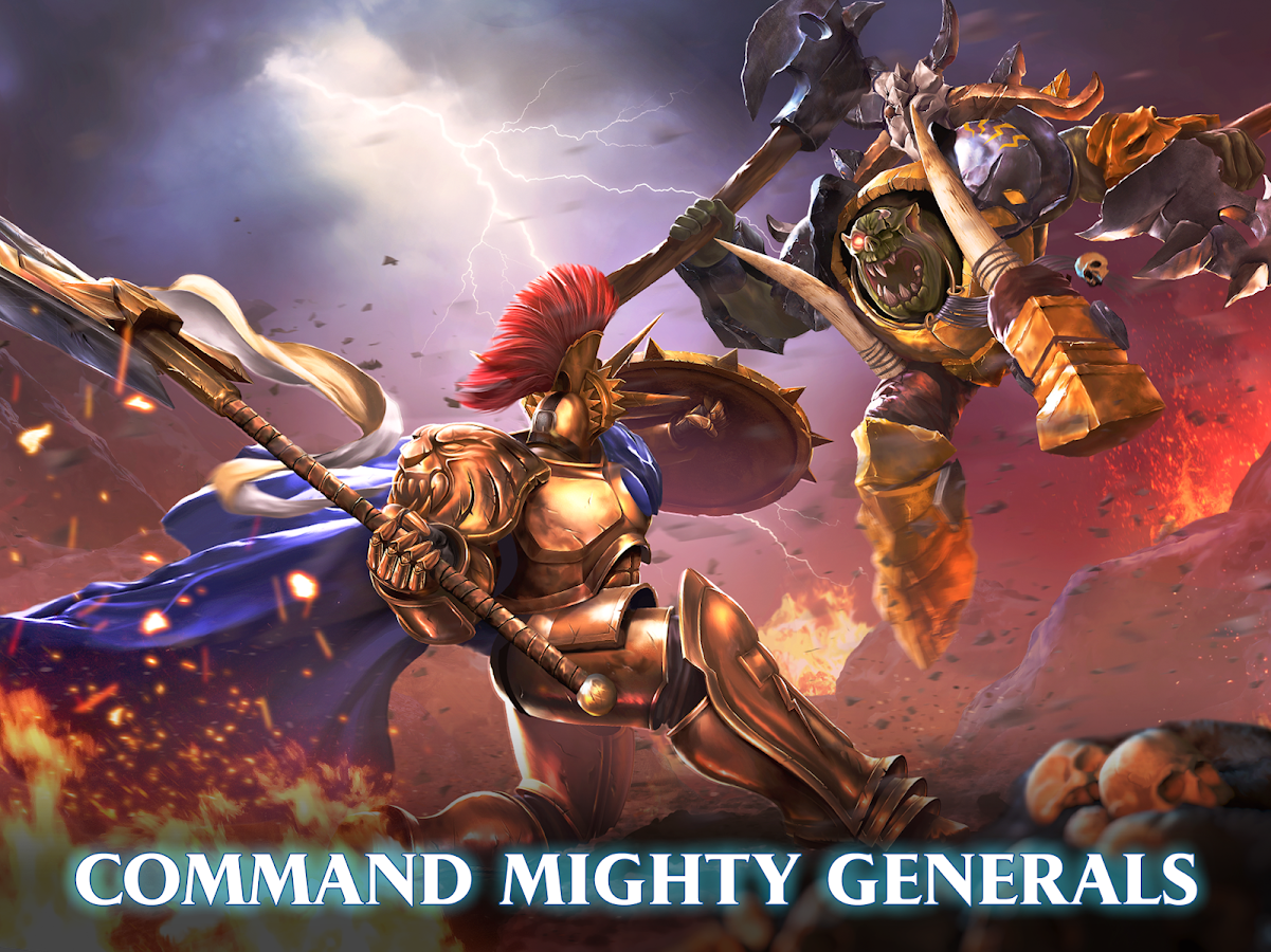 Warhammer Age of Sigmar: Realm War- screenshot