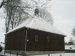 Photo: Keturiasdešimt Totorių mečetė – totorių mečetė Vilniaus rajone, Keturiasdešimt Totorių kaime. Manoma, kad šioje vietoje pirmoji mečetė buvo pastatyta dar Vytauto Didžiojo laikais.Dabar stovinti mečetė pastatyta 1815 m., renovuota 1993 m.