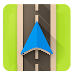 Navigation, Maps & Directions Icon