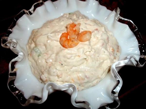 Aunts Shrimp Dip Recipe