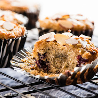 Coconut Flour Cranberry Muffins Recipes.