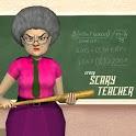 Scary Evil Teacher 2020 : Spooky Granny Games icon