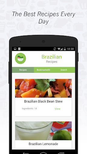 Brazilian Cuisine: Recipes