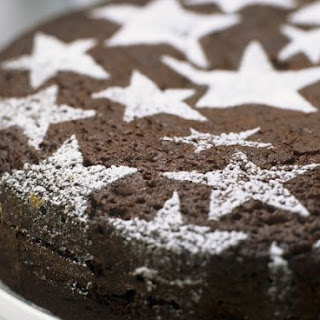Chocolate Sponge with Stardust Recipe