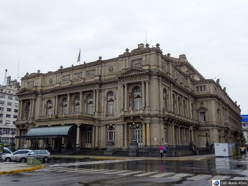Teatro Colón: Buenos Aires (Argentina)