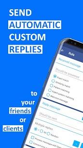 AutoResponder for FB Messenger – Auto Reply Bot v1.3.7 [Mod] 1