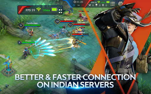 Arena of Valor: 5v5 Battle 1.23.1.4 screenshots 1