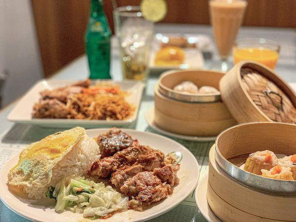 松菸誠品餐廳推薦!道地香港師傅來台!恆之茶居,特色港式料理讓你唔洗調查