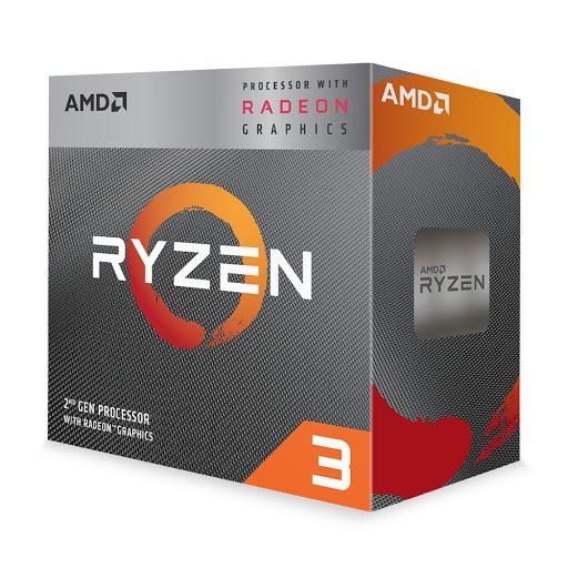 Bộ vi xử lý/ CPU AMD Ryzen 3 3200G (3.6/4.0 GHz)