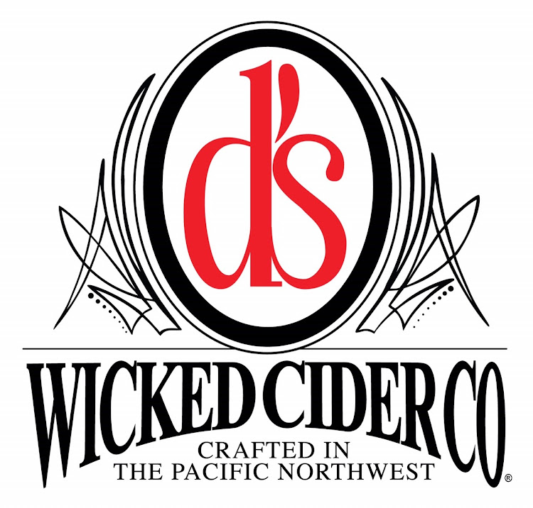 Logo of d's Wicked Cider Granny Apple